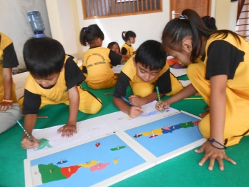 Puzzlekarten Indo1