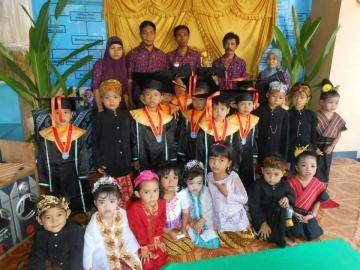 Abschied vom Kindergarten