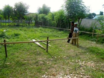 Bau der Grundschule