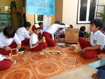 Konstruieren mit Kapla